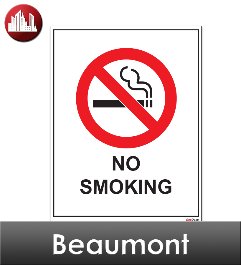 Beaumont City Laminated Workplace Poster Package