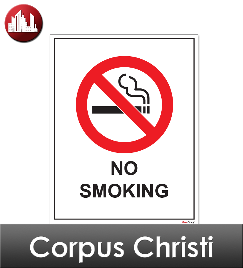 Corpus Christi City Laminated Workplace Poster Package