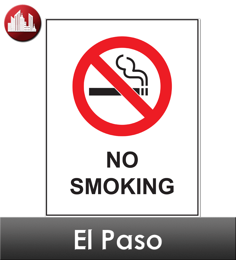El Paso Laminated City Workplace Poster Package